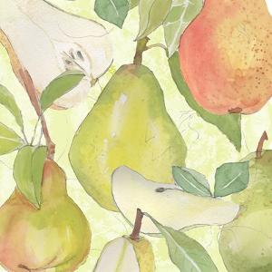 Pear Medley II by Leslie Mark