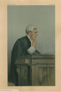 Bosey (F.A. Beaumont), 1901 by Leslie Matthew Ward