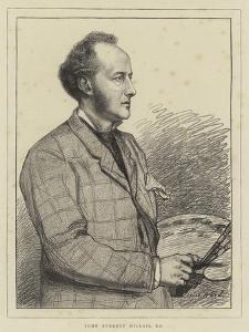 John Everett Millais by Leslie Matthew Ward
