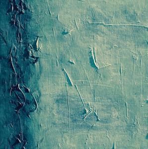 Blue Mist by Leslie Saeta