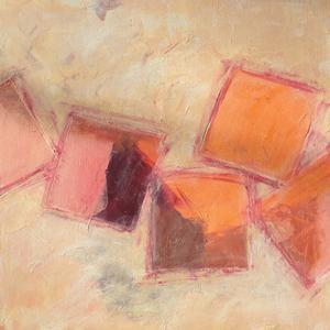 Building Blocks I by Leslie Saeta