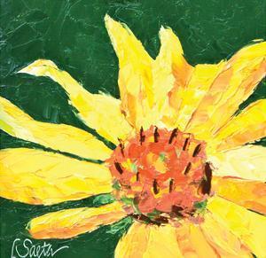 Flower Seeker by Leslie Saeta
