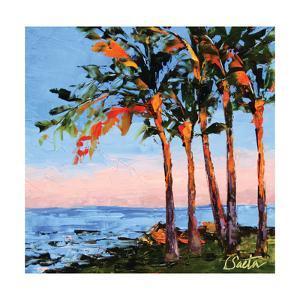 Hawaii Shores by Leslie Saeta