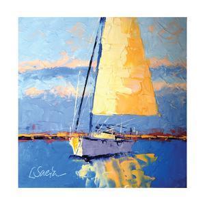 Sail Away by Leslie Saeta
