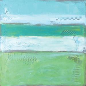 Sea Glass IV by Leslie Saeta