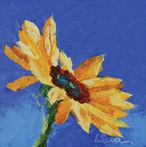 Sunflower by Leslie Saeta