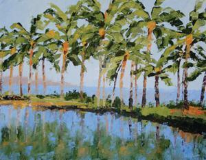 The View at Humu by Leslie Saeta