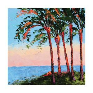 Waiting for Sunset by Leslie Saeta