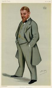 5th Earl of Donoughmore, Vanity Fair by Leslie Ward