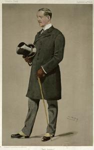 Arthur M. Brookfield Mp, Vanity Fair by Leslie Ward