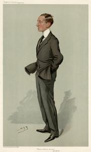 Guglielmo Marconi by Leslie Ward