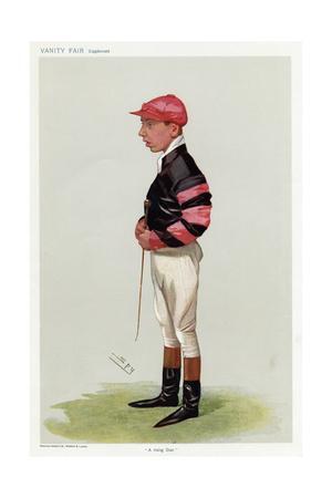 Jockey, WT Templeman VF