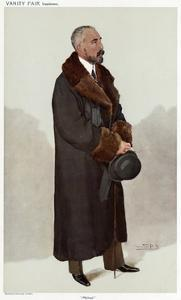 Prince Michael of Russia by Leslie Ward