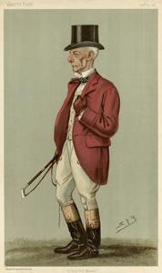 Thomas Colleton Garth, Vanity Fair by Leslie Ward