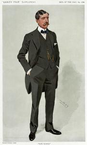 Thomas H. A. E. Cochrane, Vanity Fair by Leslie Ward