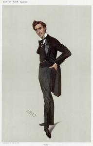 Victor Bulwer-Lytton by Leslie Ward