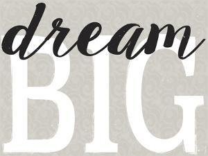Dream Big Distressed Treatment by Leslie Wing