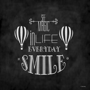 SMILE by Leslie Wing