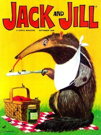 Anteater's Lunch - Jack and Jill, September 1968