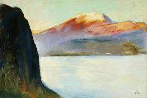 Sea View by Lesser Ury