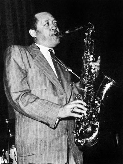 Lester Young (1909-1959)--Giclee Print