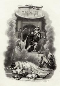 Macbeth by Lestudier Lacour