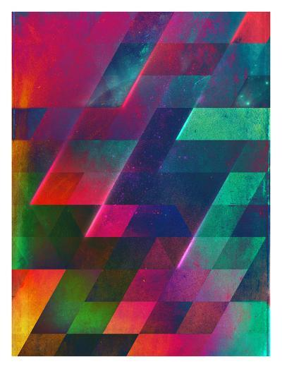 let go-Spires-Art Print
