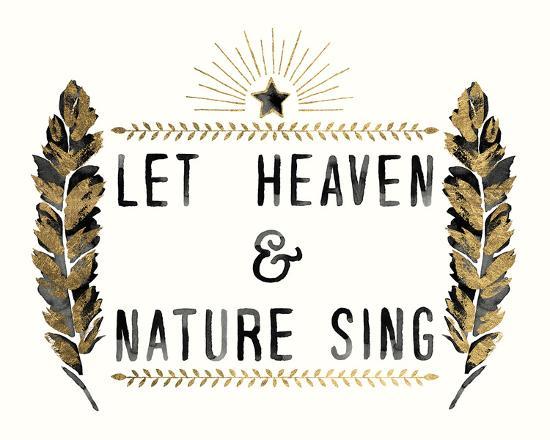 Let Heaven - Star-Kristine Hegre-Giclee Print