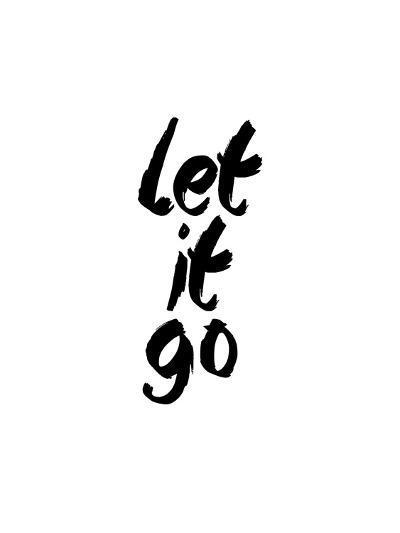 Let It Go-Brett Wilson-Art Print