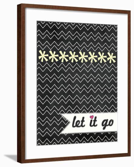 Let it Go-Jo Moulton-Framed Art Print