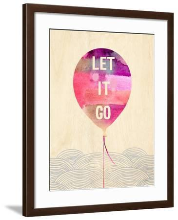 Let it Go-Evangeline Taylor-Framed Art Print