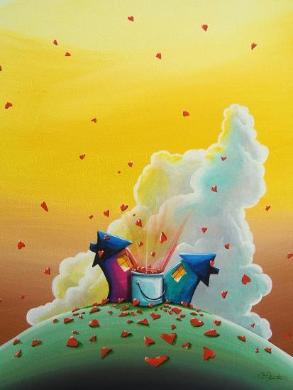 Let Love Rain-Cindy Thornton-Art Print