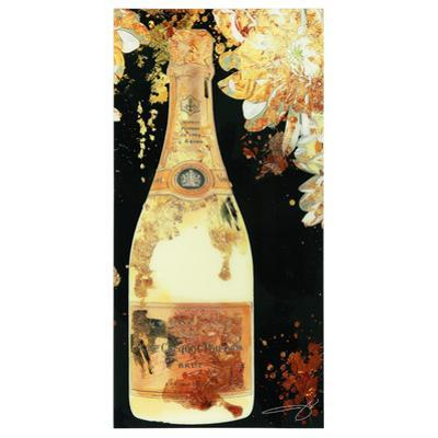 Let's Celebrate - Free Floating Tempered Glass Wall Art