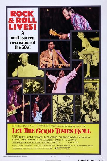 Let the Good Times Roll, 1973--Art Print