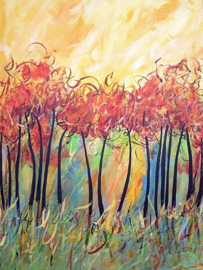 Let The Land Produce Vegetation Genesis 1-Ruth Palmer-Art Print