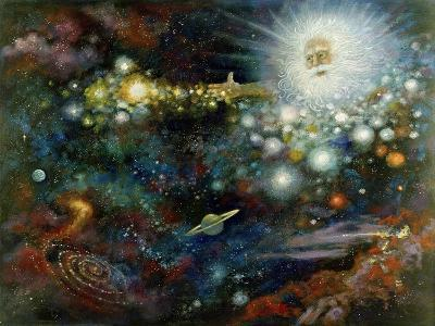 Let There Be Light-Bill Bell-Giclee Print