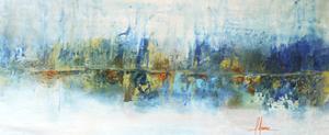 Aqua Azul by Leticia Herrera