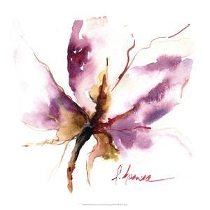 Blooms Hermanas I by Leticia Herrera