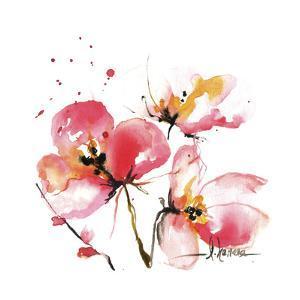 Blooms Hermanas IV by Leticia Herrera