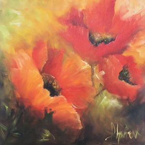 En Rojos by Leticia Herrera