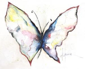 Mariposa II by Leticia Herrera