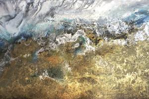 Metalicos y Texturas II by Leticia Herrera