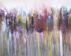 Morados I by Leticia Herrera