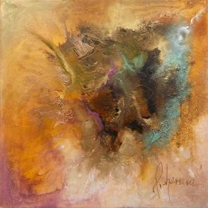 Outburst by Leticia Herrera