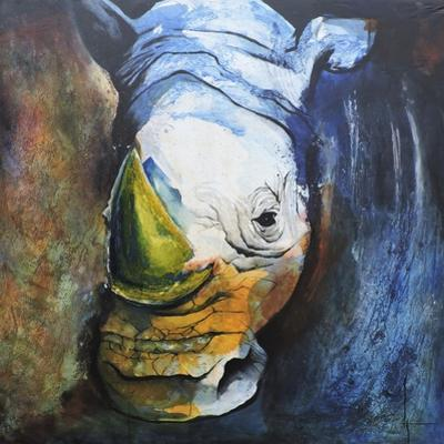 Rhino by Leticia Herrera