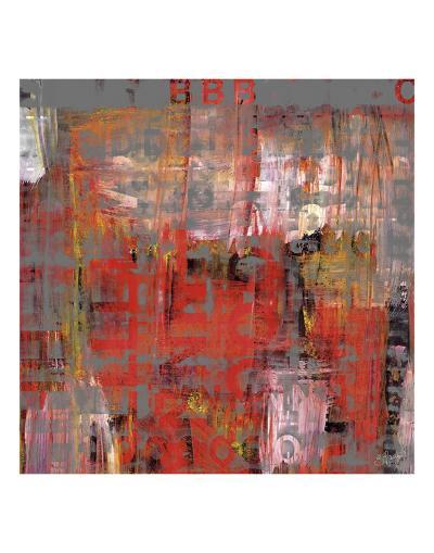 Letra Art XIII-Sven Pfrommer-Art Print