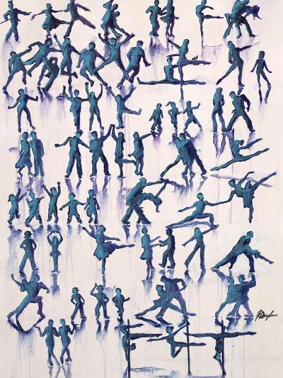 Lets Dance Everyday-Farrell Douglass-Giclee Print