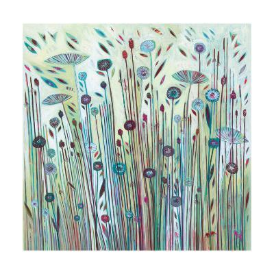 Lets Play in the Field-Shyama Ruffell-Giclee Print