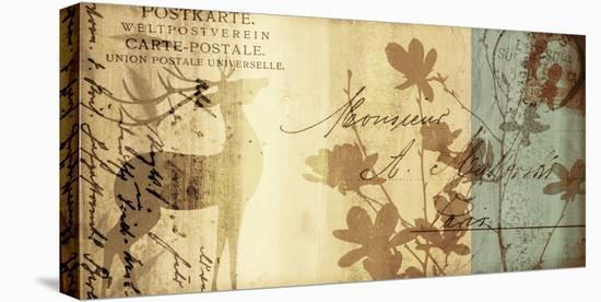 Letter I-Fernando Leal-Stretched Canvas Print
