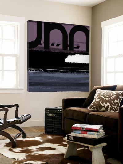 Letter Purple-NaxArt-Loft Art